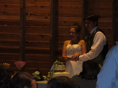 Heather and Riley's Wedding (Oct 2007)