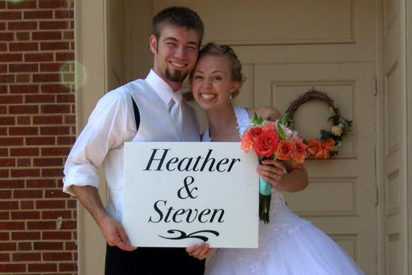 Heather and Steven Ryan