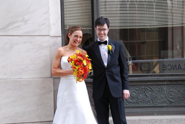 Heather and Tim Eagan Wedding Reception 4/21/07