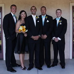 Post ceremony posed-27