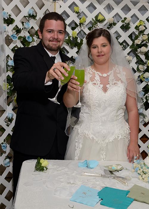 Heather & DJ`s Wedding