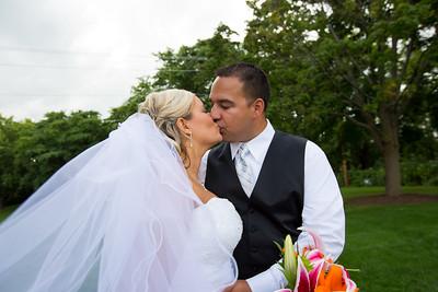 Heather & Andy {wedding day}