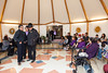 Wedding of Mary Ann Louise Grant to Freddy Hector Martin (Sackabuckshkum) at the Sagashtawao Healing Lodge in Moosonee, Ontario 2012 September 1st.