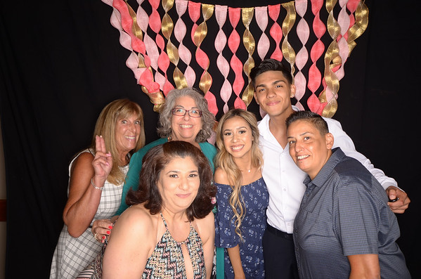 Hector and Angela photo booth