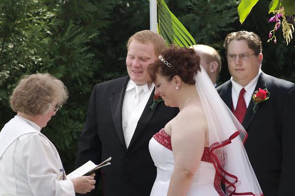 Helen & Jon Wedding - Ceremony