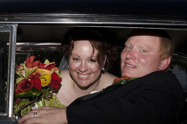 Helen & Jon Wedding - Formals