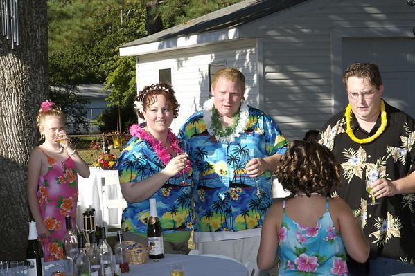 Helen & Jon Wedding - Reception
