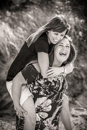 Helen & Kelli Engagement Shoot