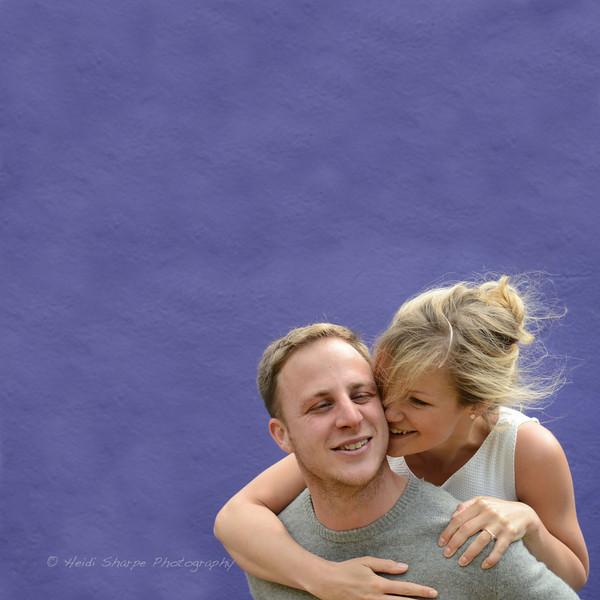 Helen & Matt