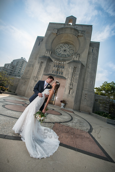 Patrick and Roza's Loyola University Wedding
