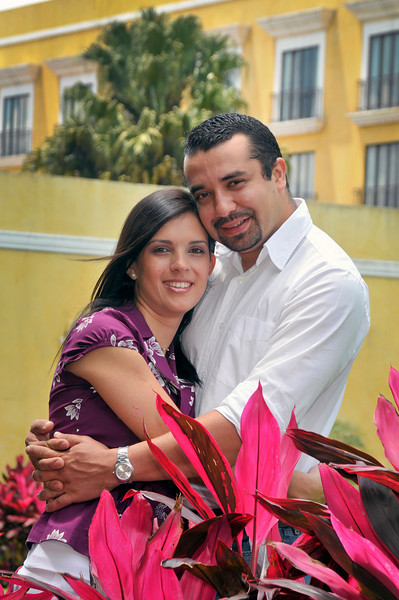 Matrimonio de Mari y David