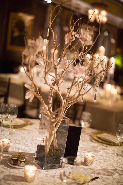 White Crystal Reception