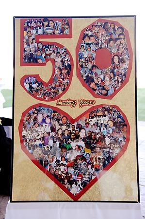 Hermogino 50th Wedding Anniversary