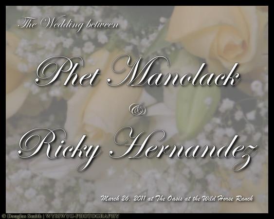 Phet & Ricky Mar 26, 2011
