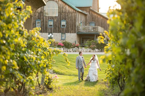 Matt + Danielle's Wedding