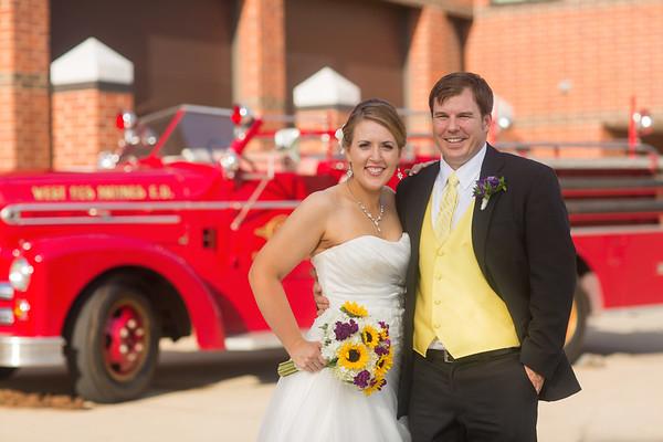 Fire Truck Close