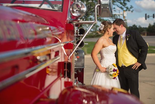 Fire Truck Side