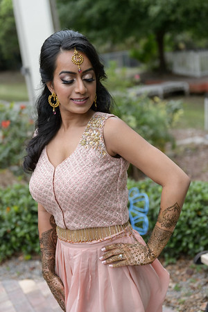 Hinal and Sukesh Wedding - Day 1