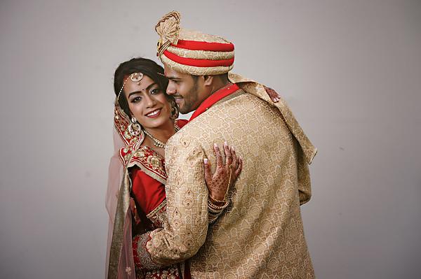 Hinal and Sukesh Wedding - Day 2