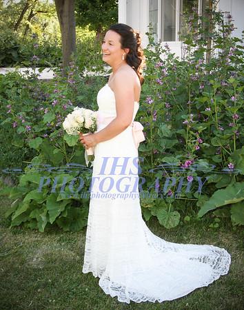 Hintz Wedding - Bride