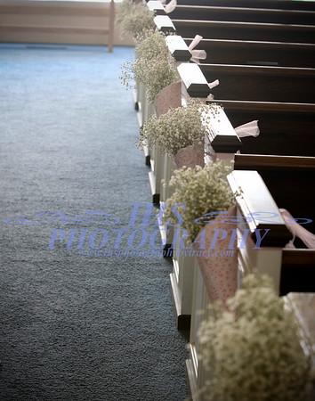 Hintz Wedding - Decorations