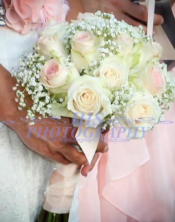 Hintz Wedding - Wedding Party