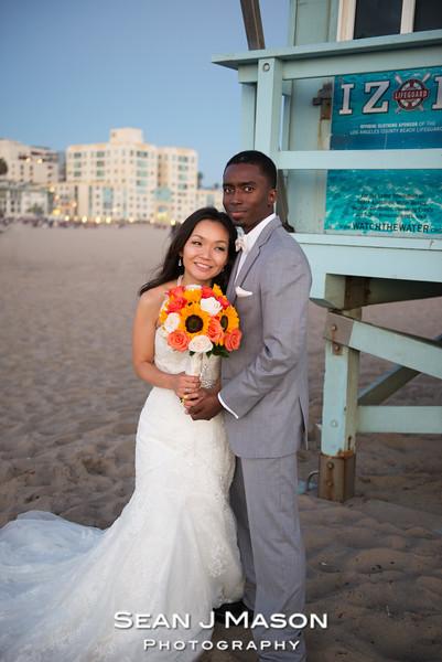 Hiroko & Michael Wedding