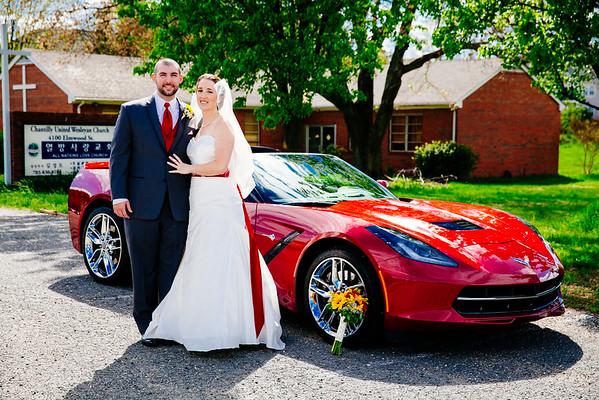 Hixson-Kline Wedding