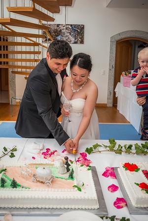 Hochzeit von Mia & Bernhard 2