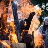 Feuer! Gartenhochzeit in Brandenburg - Hochzeitslocation Schmetterlingsgarten