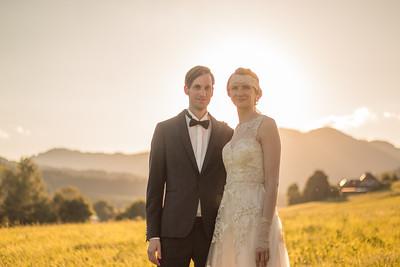 Hochzeit von Domenika und Christian