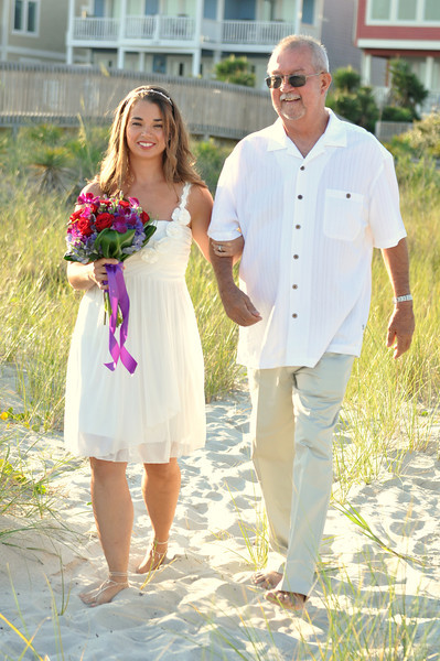 Bryce Lafoon Photography shoots another beautiful Wedding in Holden Beach, North Carolina.   Holden Beach is a great beach destination for a Wedding on the East Coast.