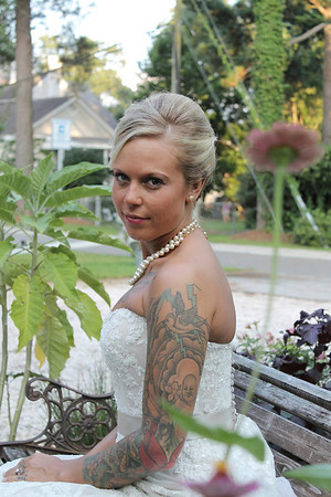 Holly Bridal Portraits
