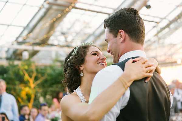 Holly + Josh Wedding