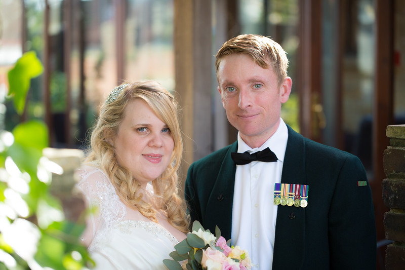 Holly and James
