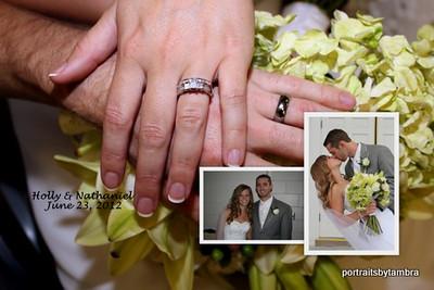 Holly & Nathaniel rehearsal & wedding-Becky 6-23-20121