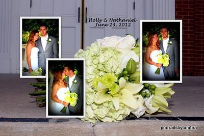 Holly & Nathaniel Wedding 6-23-20127
