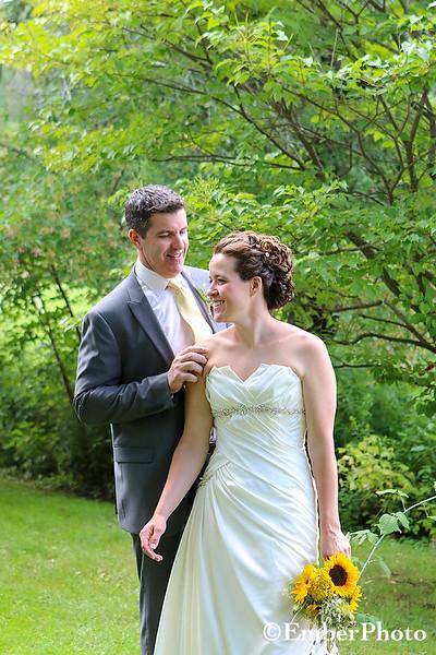 Holly & Ben - Aug 8, 2015 - 1824 House Inn - Waitsfield, VT