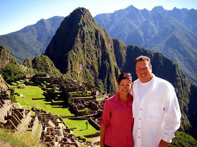 Honeymoon Expedition via UNESCO Historic Inca Indian Trail to Machu Picchu Peru May 21-26, 2009