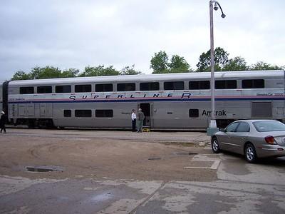 The superliner car