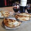 Empanadas + wine lunch combo