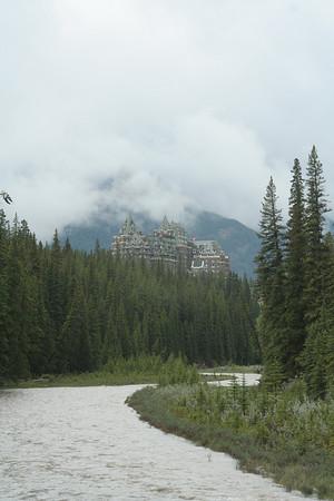 Honeymoon in Banff