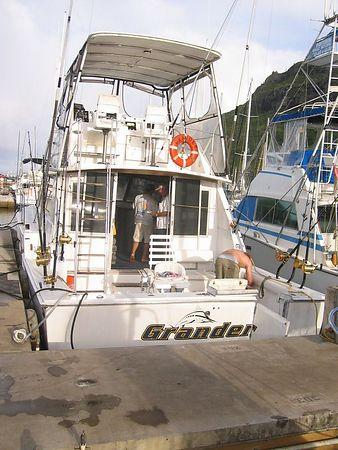 Kaua'i - Fishing (Sunday, September 5th)