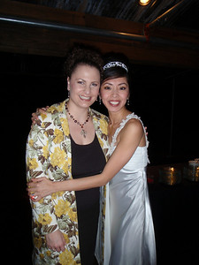 Susanne and Hong
