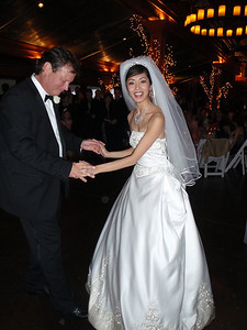 Hong and Craig's first dance