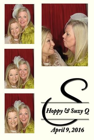 Hoppy & Suzy's Wedding