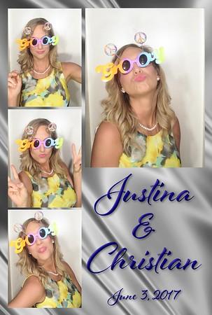 Christian & Justina Hulen