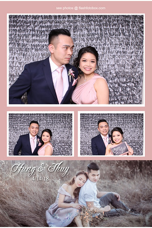 Hung & Thuy Wedding - April 14, 2018