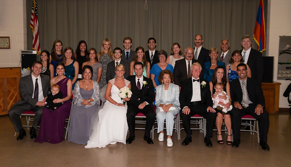 Hunt Wedding 2015