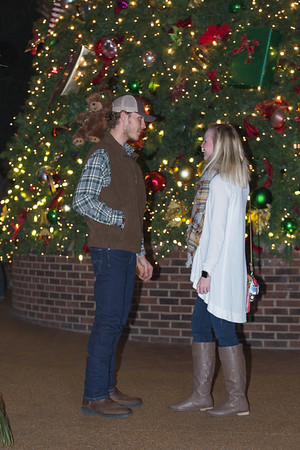Hunter + Katie  l  Proposal  l  Gaylord Opryland